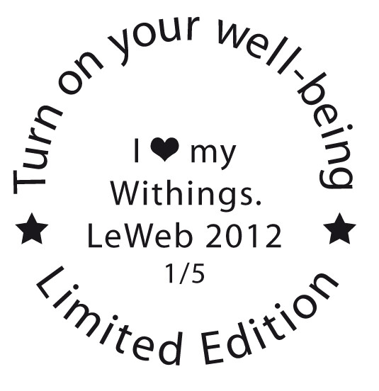 """LeWithings"" LeWeb Twitter Contest: the 5 winning tweets"