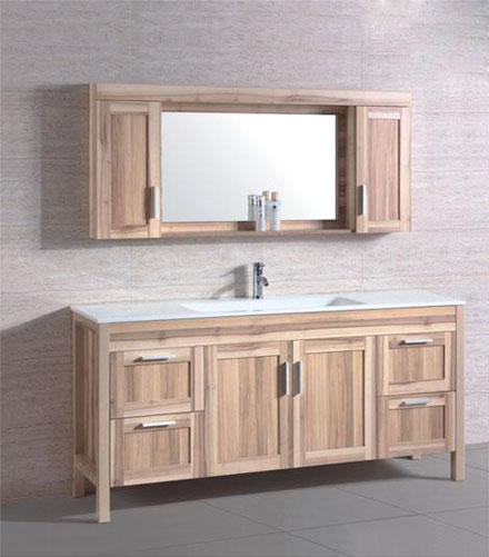 everything you can do with wood bathroom vanities