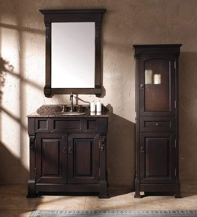 why it s worth ing a matching bathroom vanity and linen cabinet