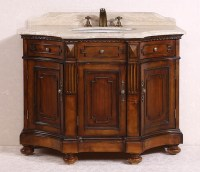 Solid Wood Bathroom Vanities From Legion Furniture - NEW ...