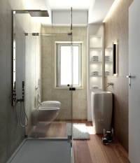 Get The Look: Lessons To Learn From A European Small Bathroom