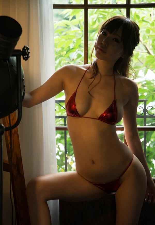 黒川サリナ スレンダー美巨乳美女ヌード画像120枚の106枚目