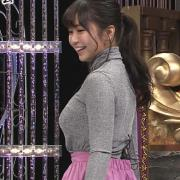 加藤綾子 太もも。ホットパンツみたいに短いキュロット 【お寶キャプ畫像|セクシーテレビジョン】
