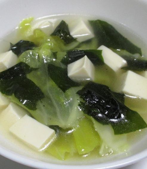 春キャベツのスープ B
