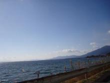 ゆーけーのお仕事日記-琵琶湖西の風景