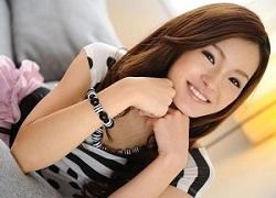 【◆無修正◆】遥めい細身で色白で食べたくなるおっぱいな超絶S級に可愛いがイヤらしい腰使いで精子搾取