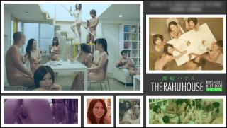 【◆無修正◆】テラスハ〇スのエロパロディー版!!!!小娘たちには素敵な家とオチンチンをご用意しました