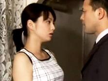 【ながえスタイル】不倫妻が隠し撮りビデオを突きつけられSEX強制される君島冴子