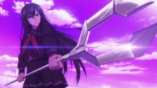 ストライク・ザ・ブラッドⅡ OVA 第04,05話 逃亡の第四真祖篇Ⅰ・Ⅱ - OVA