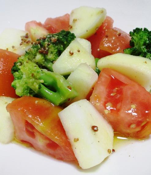 トマトとリンゴ B