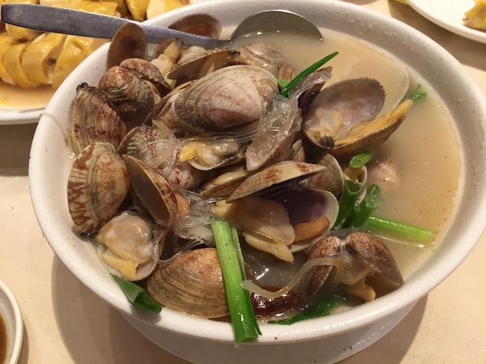 「越華會海鮮小館」で漁師風海鮮料理。@灣仔 - 香港女子旅研究所。