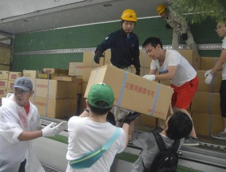 豪雨で大きな被害を受けた岡山県倉敷市、支援物資の受け入れを一時的に休止 … 「ニーズと合っていない秋冬物の衣服なども多く送られて、避難所のスペースを圧迫してしまっている」