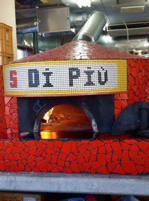 シュガーローズ-Pizzeria S Di Piu釜