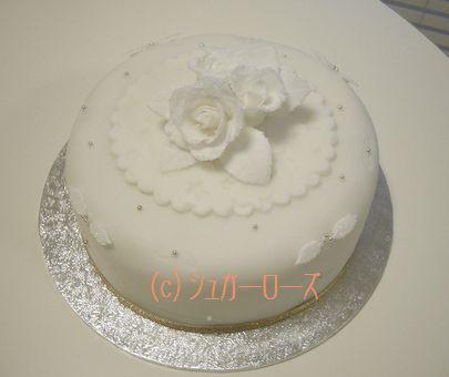 シュガーローズ-シュガー生ケーキ