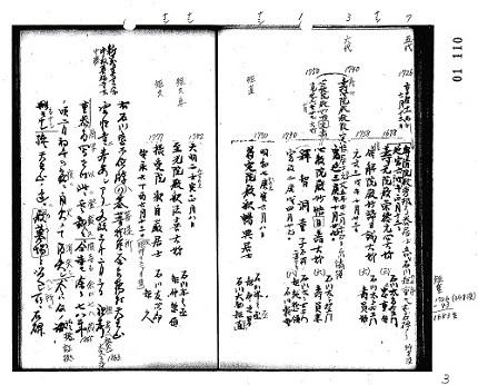 里正日誌・石川家&酒井家4