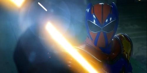 我らがヒーロー、マックスマン2号