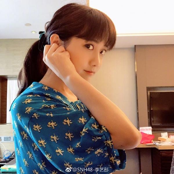 [李藝彤の微博翻訳]新しいワンピース - SNH48-李藝彤応援ブログ〜髪卡卡と彼女の愉快な仲間たち〜