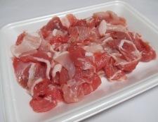 豚こまと里芋のほっこり煮 材料①