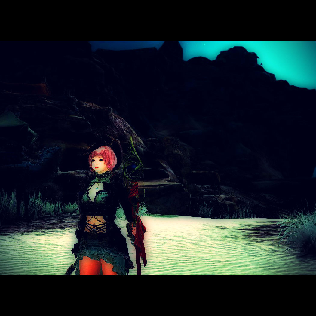 ≪黒い砂漠≫エリーの不思議な湖フェスティバル - FAN FAN FAN