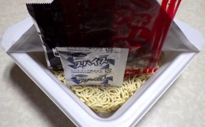 2/11発売 スーパーカップ 大盛り ブタキム油そば