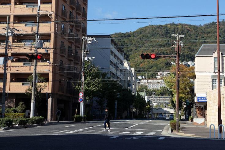 神戸・晝から散歩 本山村歴史散歩