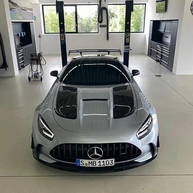 Mercedes AMG black Series リーク (3)