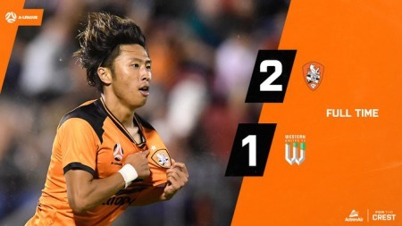 Danzaki goal clutches all three points in the final minute BRIvWUN