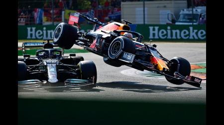 フェルスタッペンにペナルティ@F1イタリアGP決勝