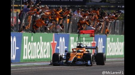 2021F1イタリアGPドライバー・オブ・ザ・デイ