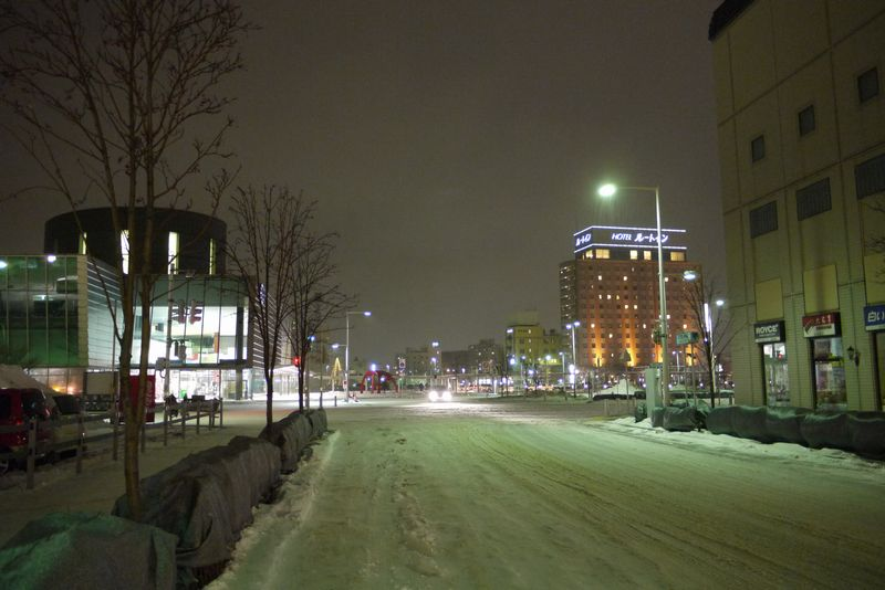 寢臺列車好きの鉄道の旅 函館旅行と最後の日本海乗車(その2)
