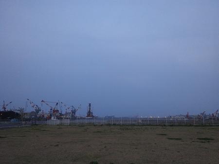 杉田臨海駐車場 3