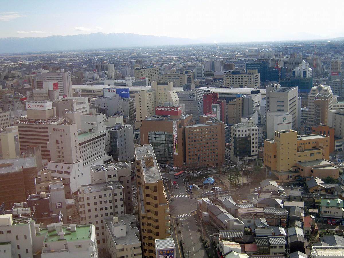 新潟定點観測 2008年12月