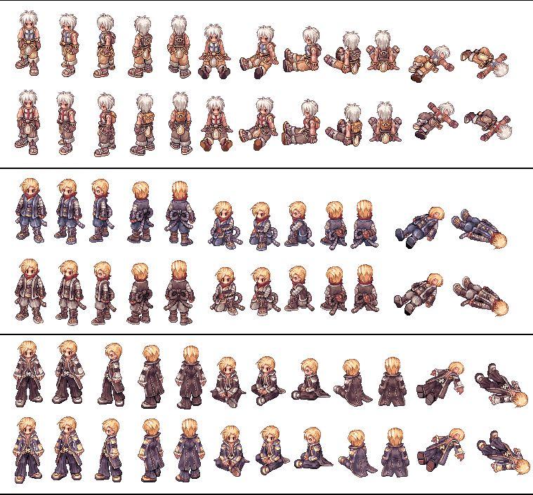 砂漠の華 【RO】染色見本その2