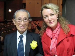 Judit Kawaguchi's (川口ユディ) FAN BLOG 日本女性の會