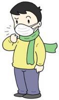 Nueva influenza, Prevención de transmisión, Máscara llevando
