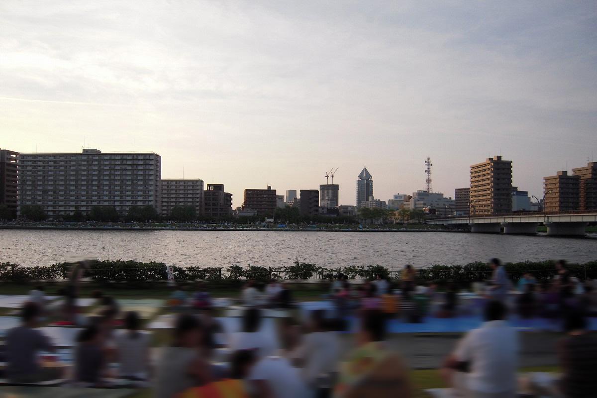 新潟定點観測 2008年08月