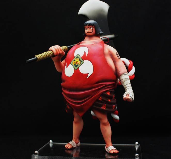 發現海賊王 海軍新勢力---戰桃丸!! 日本製作