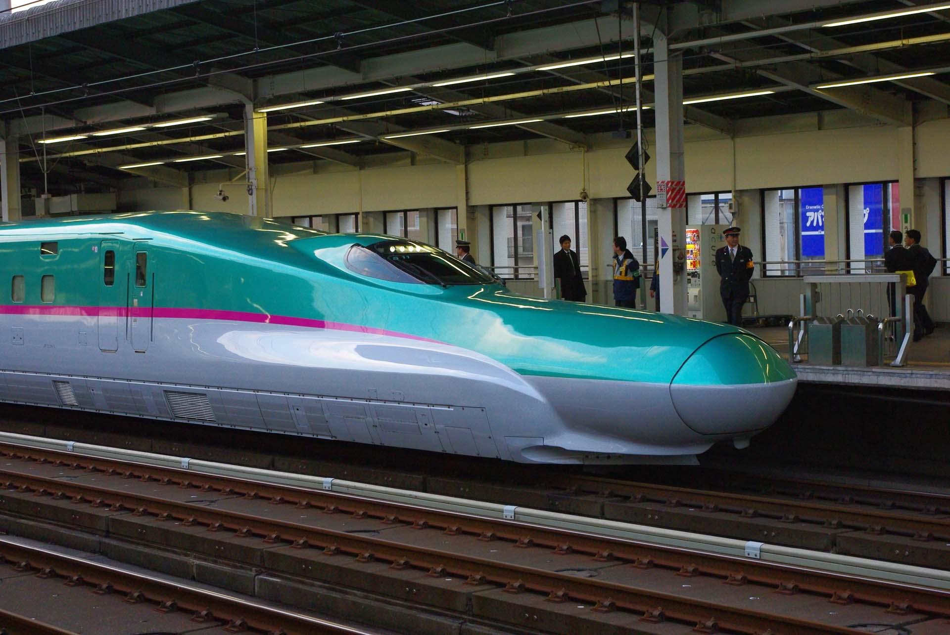 そらおくんのぶらぶら日和 新型車両 E5系 東北新幹線