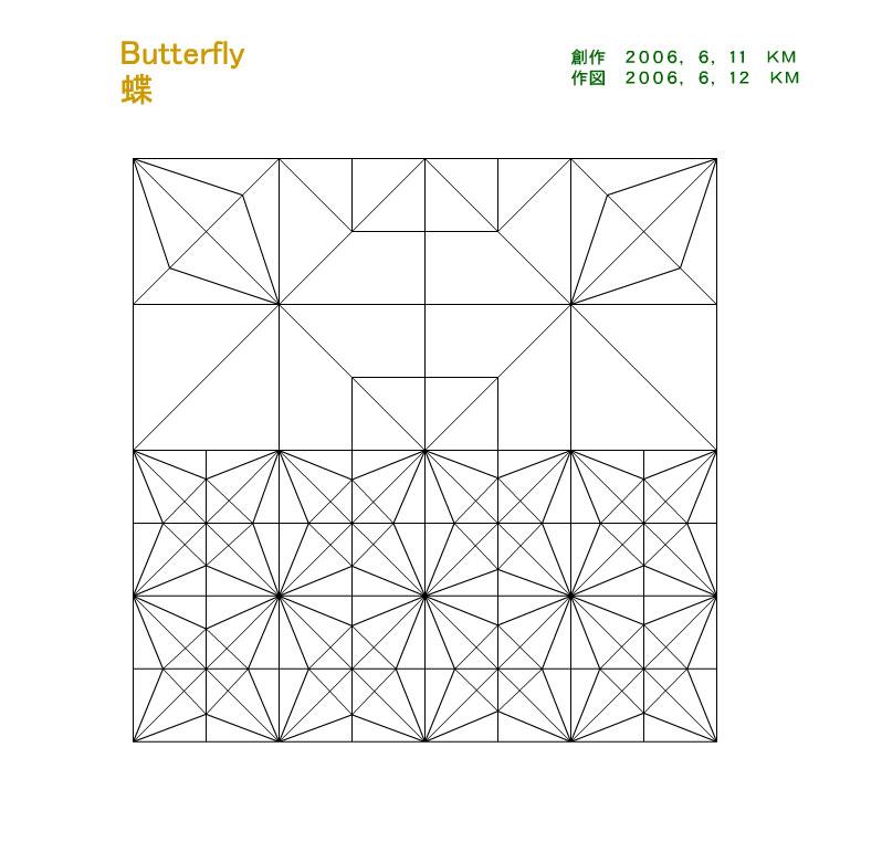 KM 折り紙(昆虫折り紙を中心とした)