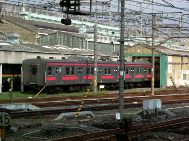 THE Diary From 5丁目:マニ活日記vol,68 京葉線で運転を開始した205系二段窓車