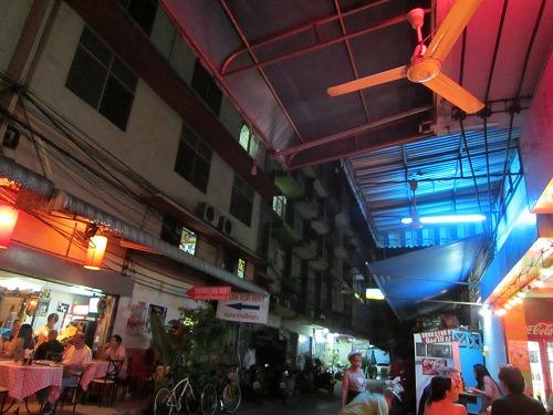 タイ料理屋 1
