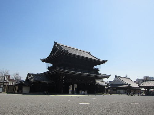 東本願寺 3