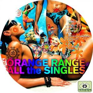 All The Singles Orange Range -...