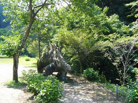 恐竜の足跡 3