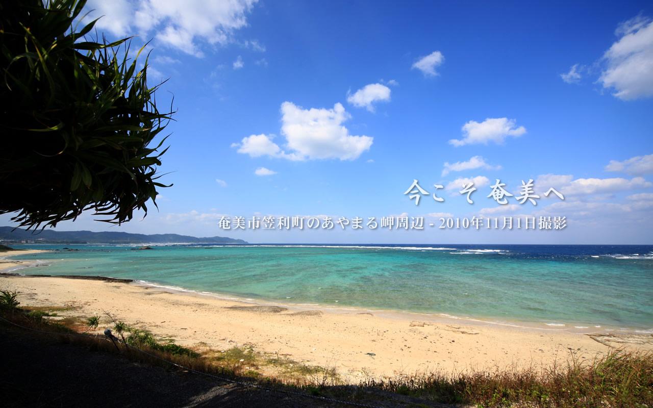 奄美屋診療所奄美大島復興応援壁紙