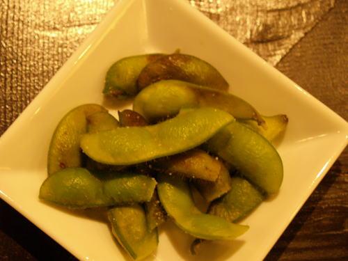 秘伝大豆の枝豆