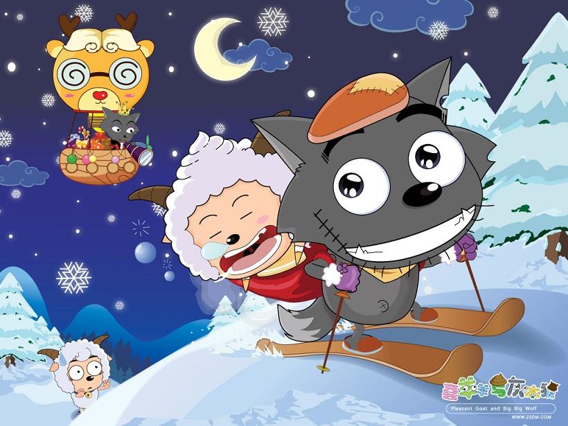 MUSIC-GAMES-PCHD-DigitalTV-BLOG 我愛灰太狼☆鄧麗欣 紅太狼~喜羊羊與灰太狼2☆Pleasant Goat and Big Big Wolf 2