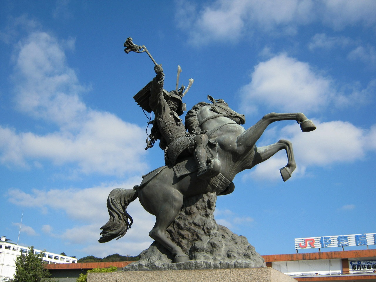 ken's銅像探索日誌 島津 義弘