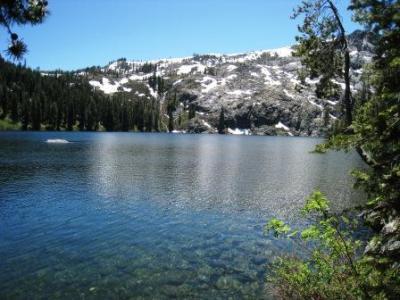 Castle lake 070410-2