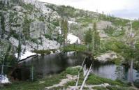 Heart lake 72610h